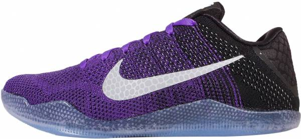 new style ee5fa 26ecf Nike Kobe 11 Elite Low Purple