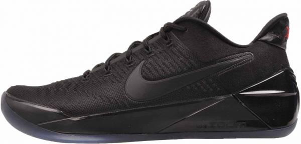 Nike Kobe A.D. Shoes Black WhiteShoes_a0456