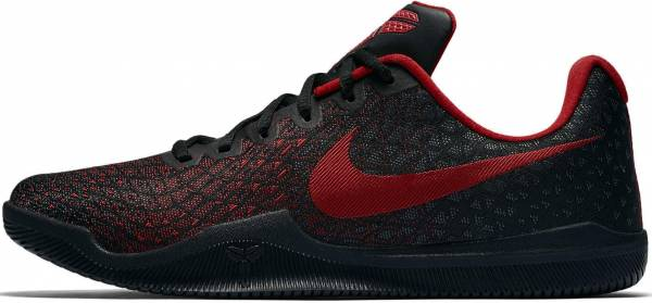 Nike Kobe Mamba Instinct - Black University Red (852473016)