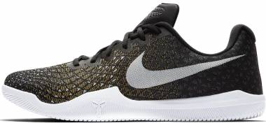 Nike Kobe Mamba Instinct - Black White Dark Grey (852473017)