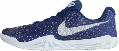 Nike Kobe Mamba Instinct - Bleu
