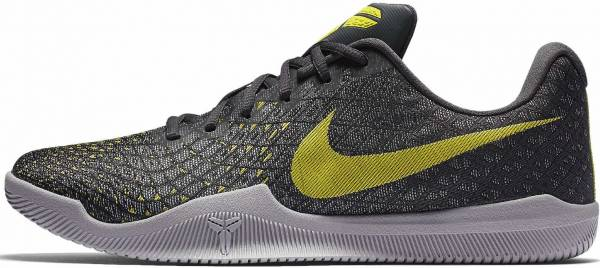 buy popular 1c2bf 4fa4e Nike Kobe Mamba Instinct Anthracite   Yellow