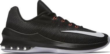 Nike Air Max Infuriate Low - BLACK/WHITE-DARK GREY-TOTAL CRIMSON (852457008)