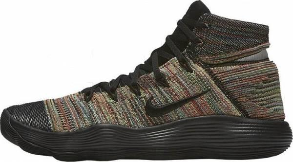 Nike React Hyperdunk 2017 Flyknit - Black (917726006)
