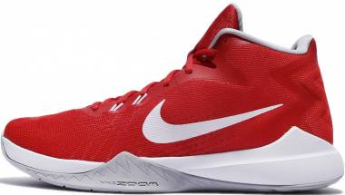 Nike Zoom Evidence - Red