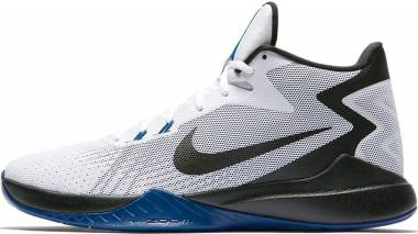 Nike Zoom Evidence White/Black/Varsity Royal Men