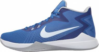 Nike Zoom Evidence Game Royal/White/Wolf Grey Men