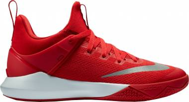 Nike Zoom Shift University Red/White Men