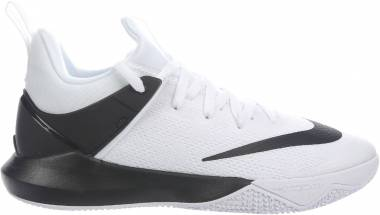new style 5a2e3 9cbac Nike Zoom Shift White Black Men