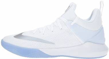 Nike Zoom Shift - White Silver 100