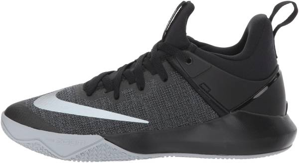 on sale 49e2b 12e9f Nike Zoom Shift Black