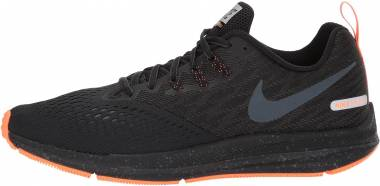 Nike Air Zoom Winflo 4 Shield Black/Anthracite-Anthracite Men