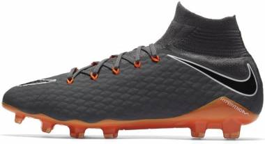 Nike Hypervenom Phantom III Pro DF Firm Ground - Black