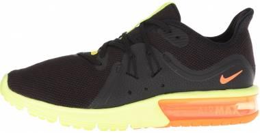 Nike Air Max Sequent 3 - Black (921694012)