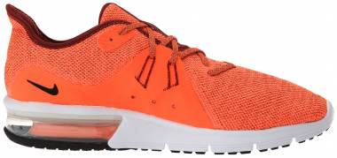 Nike Air Max Sequent 3 - Orange (921694600)