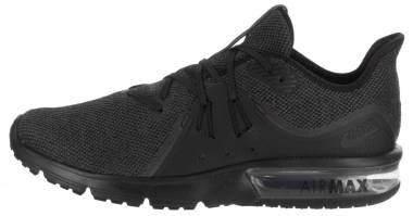 Nike Air Max Sequent 3 - BLACK/ANTHRACITE