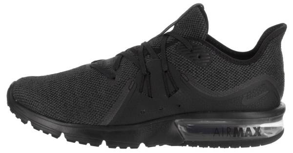 innovative design 9944d 5f7c1 Nike Air Max Sequent 3 Black Anthracite