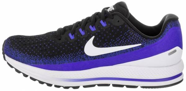 cheap for discount b070c 6ea75 Nike Air Zoom Vomero 13 Black (Black Blue Tint Racer Blue 002)
