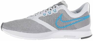 buy popular 37580 49472 Nike Zoom Strike Pure Platinum Equator Blue Men