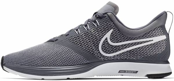detailed look 70301 43779 Nike Zoom Strike Grey