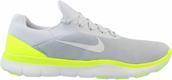 Nike Free Trainer v7 - PURE PLATINUM / WHITE-SAIL (898053002)