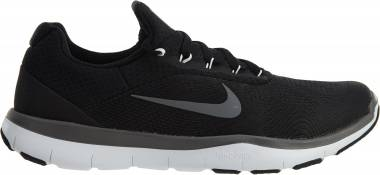 Nike Free Trainer v7 - Black/White/Dark Grey (898053003)