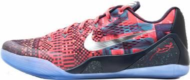 Nike Kobe 9 Low - Red