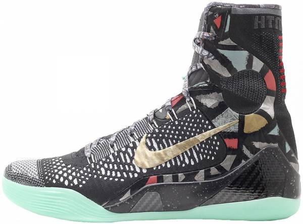 Nike Kobe 9 Elite - Black (630847002)