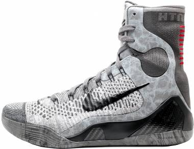 Nike Kobe 9 Elite - Grey (630847003)