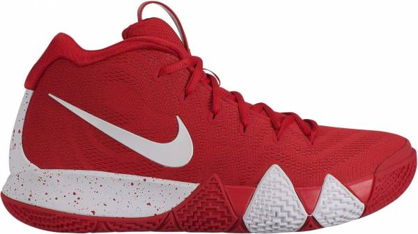 Nike Kyrie 4 - university red, white