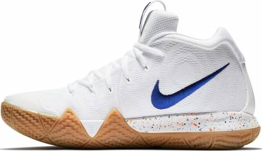 Nike Kyrie 4 - Multicolore White Deep Royal 001 (943807100)
