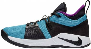 best sneakers e0acb 6aeb4 Nike PG2 Blue Lagoon Black-hyper Violet Men