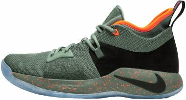 Nike PG2 - Clay Green/Black
