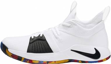 Nike PG2 White/Multi-color Men