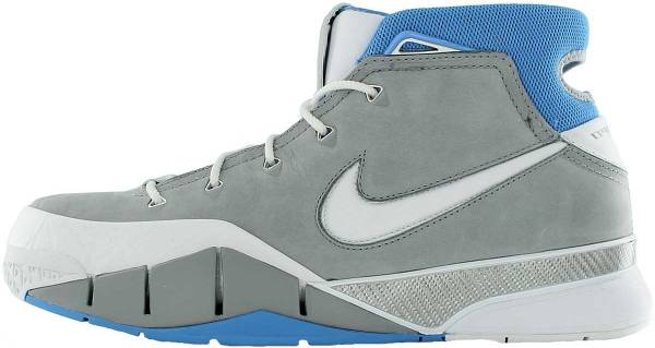 the latest 787f6 72fce Nike Zoom Kobe 1 Protro Grey