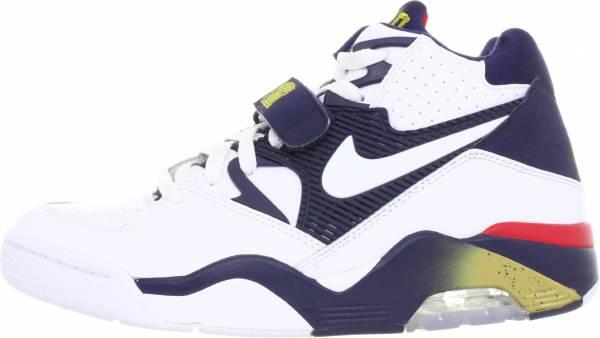 Nike Air Force 180 - White/Midnig (310095100)