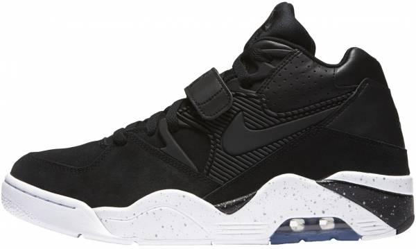 Nike Air Force 180 Black/Black-white