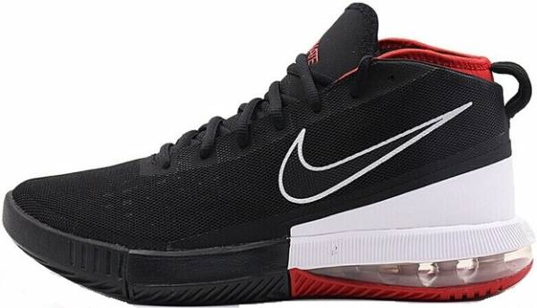 huge selection of 0b041 b0201 Nike Air Max Dominate Black White-university Red