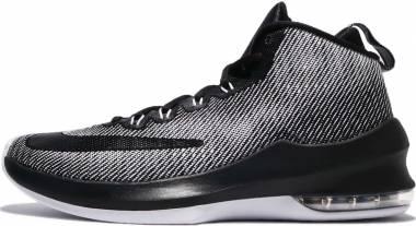 Nike Air Max Infuriate Mid - Black Black Black White