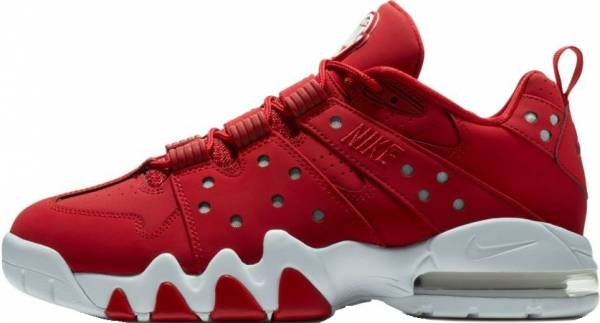 quality design aba7b 2d837 Nike Air Max2 CB  94 Low Red