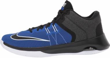 quality design 59567 7017e Nike Air Versitile II Game Royal Black-white Men