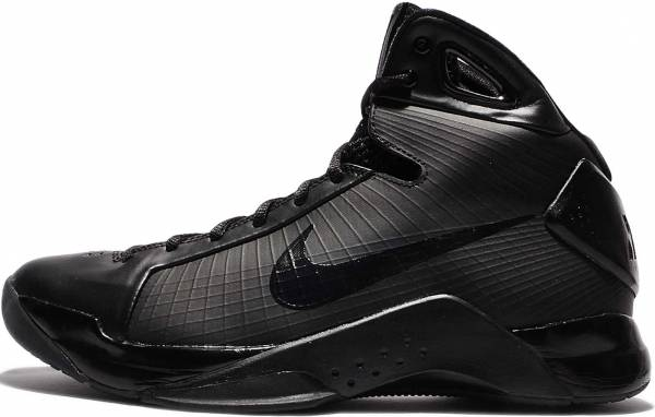 sports shoes 826b4 220d5 Nike Hyperdunk 08 Black