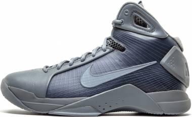 Nike Hyperdunk 08 - stealth, stealth-cool grey (869611001)