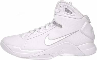 Nike Hyperdunk 08 White/White/Pure Platinum Men