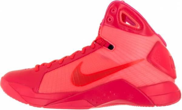 Nike Hyperdunk 08 - Red (820321600)