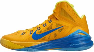 Nike Hyperdunk 2014 Yellow Men