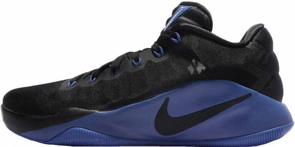 Nike Hyperdunk 2016 Low - Nero Blu Black Blue (844363040)