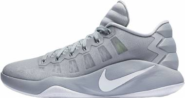 Nike Hyperdunk 2016 Low - Gris (Gris (Wolf Grey/White-pure Platinum))