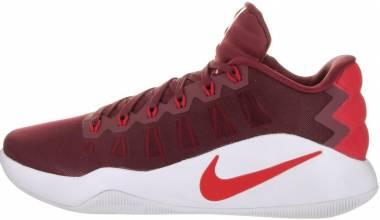 Nike Hyperdunk 2016 Low - Red (844363616)