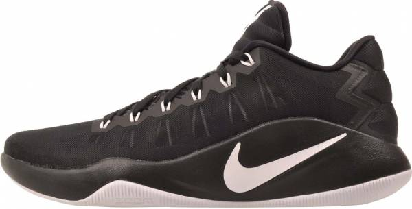 buy online 7d822 62a8a Nike Hyperdunk 2016 Low Black